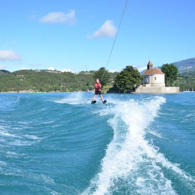 waterskiing and tubing on the serre poncon lake in the alps (3 of 36).jpg