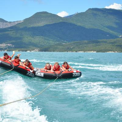 waterskiing and tubing on the serre poncon lake in the alps (30 of 36).jpg