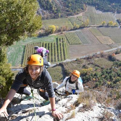 via ferrata in autumn in the undiscovered mountains in th Alps (14 of 27).jpg