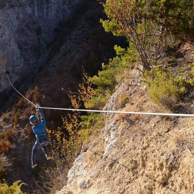 via ferrata in autumn in the undiscovered mountains in th Alps (23 of 27).jpg