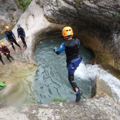 2019 canyoning in the Alps Susie (7 of 17).jpg