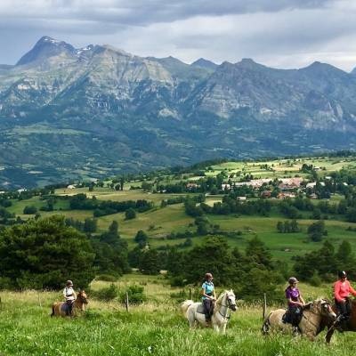 Horse Riding in the Southern French Alps.jpg