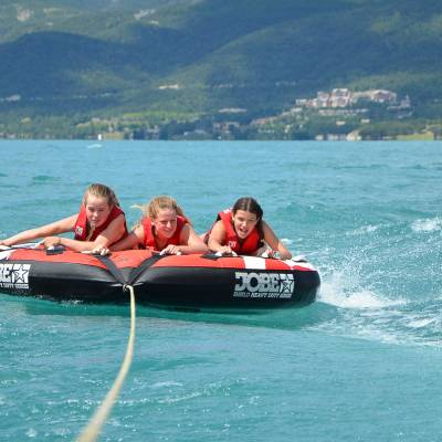 waterskiing and tubing on the serre poncon lake in the alps (31 of 36).jpg