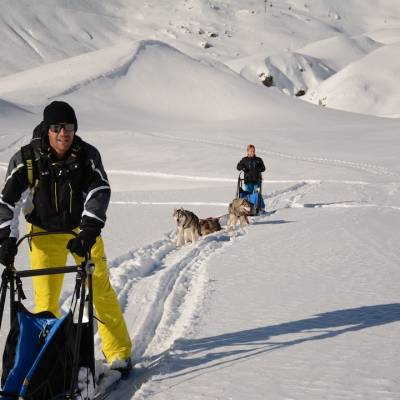 husky sledding in Orcières Undiscovered Southern French Alps.jpg