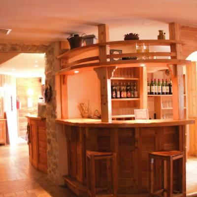 Hotel Les Autanes Bar