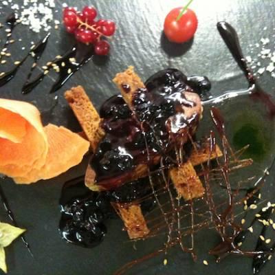 Hotel Les Autanes restaurant food