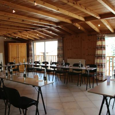 Hotel Les Autanes - Ancelle in the Alps conference facilities