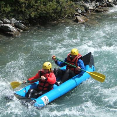 White water Rafting and Inflatable Canoes