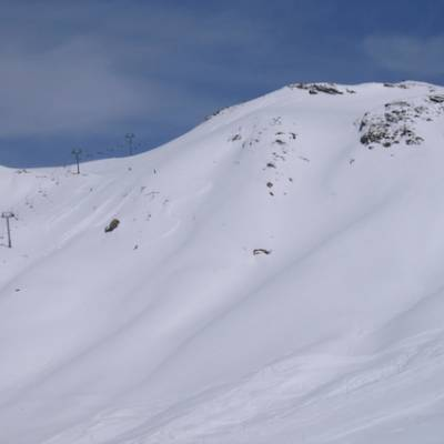 Skiing in Orcieres