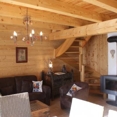 Quilliwasi Chalet in Chaillol in the Southern French Alps
