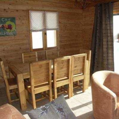 Unowasi Chalet in Chaillol in the Southern French Alps