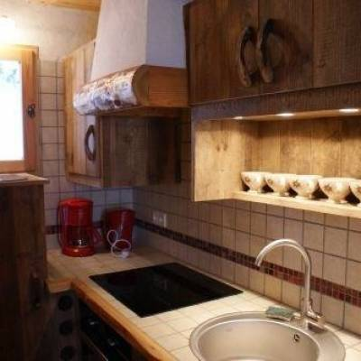 Picchuwasi Chalet in Chaillol in the Southern French Alps