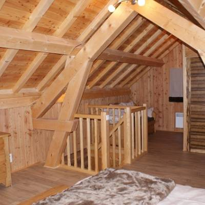 Picchuwasi luxury alpine chalet in Chaillol in the southern Alps