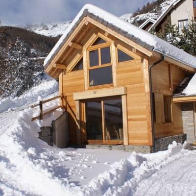 Picchuwasi luxury alpine chalet in Chaillol