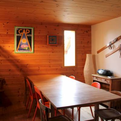 The Forest Chalet in Ancelle in the French Alps