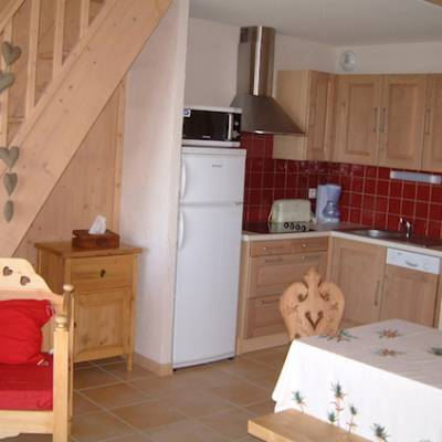 Chalets du tourond in Chaillol in the french Alps apartment