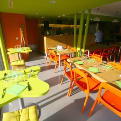 Auberge des Ecrins restaurant